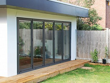 Image of bifold doors