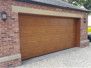 Image of garage door